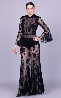 Vestido de festa lavinia vlasaky
