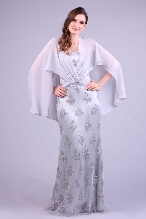 Vestido de festa regina spinelli